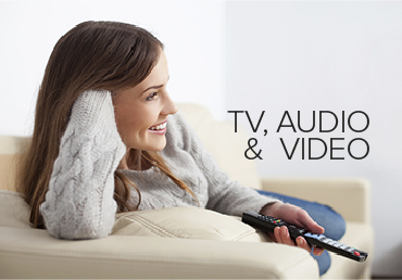 TV, Audio & Video