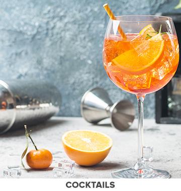 Cocktails & Mixers