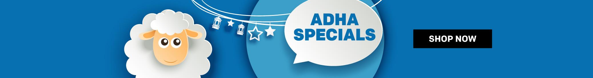 Adha Specials