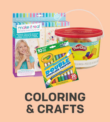 Coloring & Crafts