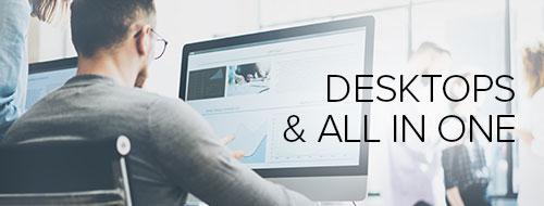 Desktops & All in one