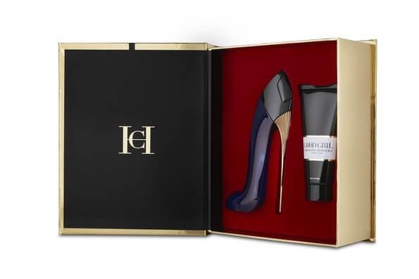 Carolina Herrera Good Girl Gift Set Eau De Parfum 80ml Body