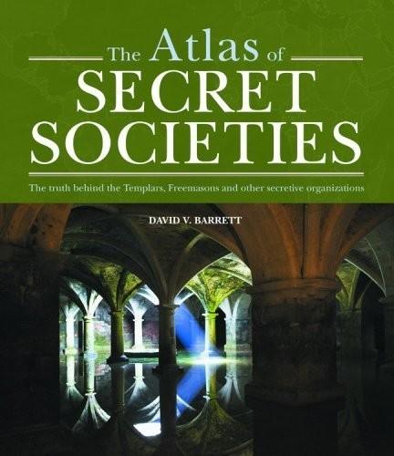 The Atlas of Secret Societies Regular Price: $26 60 Special Price: $23 94  10% off - + Buy Now