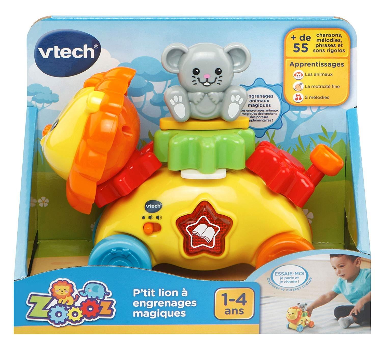 Vtech, P Tit Lion A Engrenages Magiques $26 96 - + Buy Now