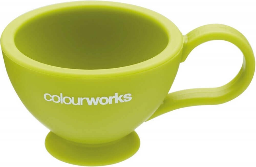 Kitchencraft Colourworks Display Of 24 Assorted Coloured Silicone