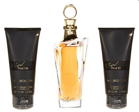 Mauboussin Elixir Gift Set Eau De Parfum 100ml Shower Gel 100ml