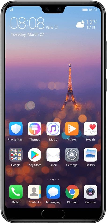Huawei P20 Pro Dual SIM - 128GB, 6GB RAM, 4G LTE, 6 1 Inch - BLACK Regular  Price: $839 Special Price $599 29% off