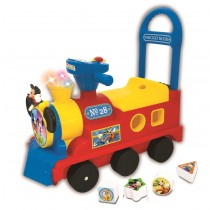 Kiddieland, Mickey Play n Sort Activity Train