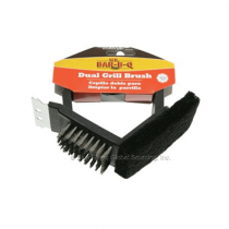 Mr. Bar-B-Q, Dual Grill, Brush