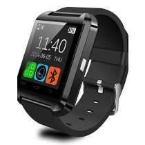 U8 Smartwatch Watch Bluetooth Answer and Dial the Phone Passometer Burglar Alarm Functions, 06035728U8