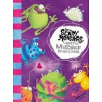 Monster Mischief Sticker Book: Mini Book ((Not So) Scary Monsters)