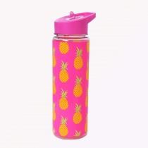 Home & Co, Plastic Water Bottle Yellow