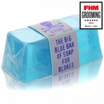 The Bluebeards Revenge, Big Blue Bar of Soap for Blokes 175g