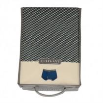 DLP, Darine Underwear Box, Blue