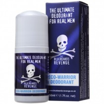 The Bluebeards Revenge, Eco-Warrior Roll-On Deodorant 50ml
