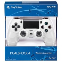 Sony, PlayStation 4 Controller, Dual Shock 4, White