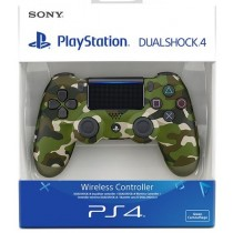 Sony Playstation 4  DualShock 4 Controller Green Camouflage
