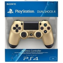 Sony, PlayStation 4 Controller, Dual Shock 4, Gold