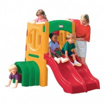 Little Tikes, Twin Slide, Tunnel Climber