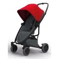 Quinny Stroller Zapp Flex Plus - Red On Graphite