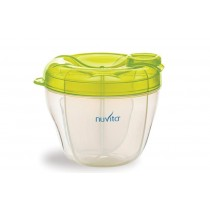 Nuvita - GREEN MILK POWDER CONTAINER AND DISPENSER