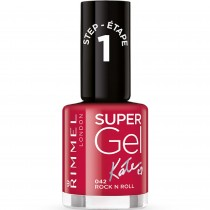 Rimmel Super Gel Nail Polish - Available in 2 colors