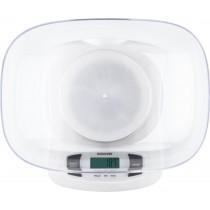 Sencor, Food Scale Practical Detachable Plastic Bowl, Large
