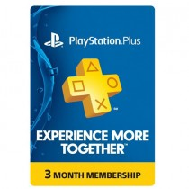 Sony PlayStation Plus Subscription  90 Days (LBP)