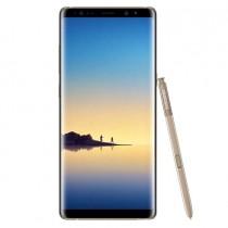 """Samsung Galaxy Note 8 Single / Dual Sim 6.3"""" Quad HD+ sAmoled, 64GB, 6GB RAM, 4G LTE, Gold, Black, Orchid Gray - SM-N950"""