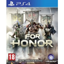 PlayStation 4, For Honor Game