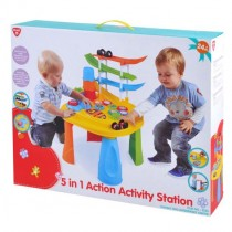 Playgo, 5 in 1 Action Activity Station