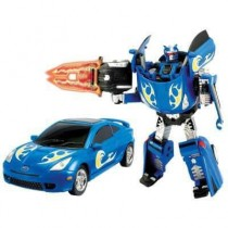 Happy Well, RC Toyota Celcia Roadbot, Blue