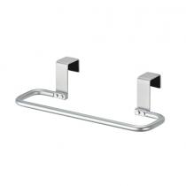 Interdesign, Metro Aluminum, Over Cabinet Towel Bar, Silver