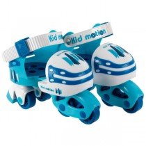 Cap Loisirs, Adjustable Rollers, Blue