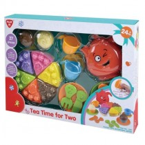 Playgo, Tea Time For Two, 27 pieces