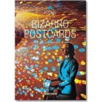 Bizarro Postcards Icon Japanese