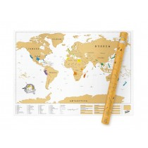 Everythink, scratch map gold