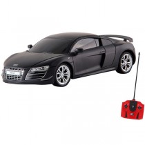 Team City, R/C Audi R8 1:24, Black