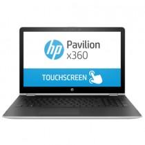 HP Pavillion Laptop, Silver, core i5-7200U dual, 8GB ram, 1TB + 128GB SSD, Window 10 - 2CH82EA
