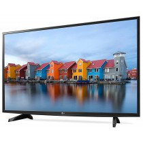 LG 49 Inch Direct LED TV Full HD With Built-In HD Receiver - 49LJ510V