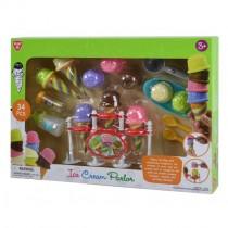 Playgo, Ice Cream Parlor, 34 pieces
