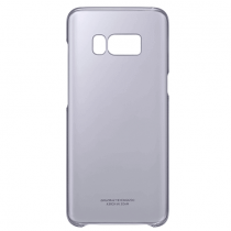 Samsung, Galaxy S8 Clear Cover - Available in 5 colors