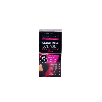 Belladerm, Keratin & Collagen Hair Straightening Cream