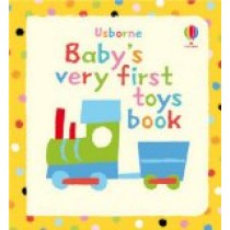 Baby's Very First Book of Toys