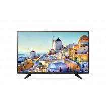 LG 43 Inch Flat 4K UHD Smart LED TV - 43UH617V