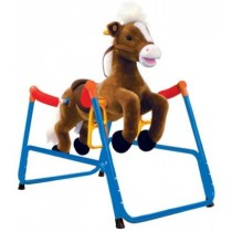 Kiddieland, Pony Bounce n Ride Plush