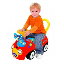 Kiddieland, 4 in 1 Toodles Mickey Ride On Activity