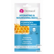 Dermacol Hydrating And Nourishing Tissue Mask