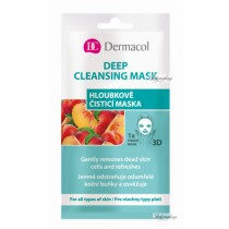 Dermacol Tissue Deep Cleansing Mask