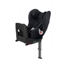 Cybex, Sirona Car Seat - Stardust Black & Cybex Sirona Newborn Liner - Black